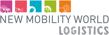 Logo New Mobility World logistics